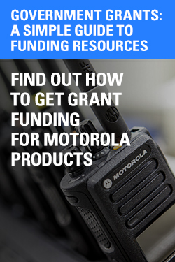 Motorola Government Grants